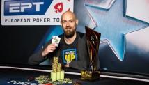 სტივენ ჩედვიკმა EPT Prague High Roller მოიგო: €725.710
