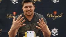 WSOP-ის მე-9 ოქროს ბეჭედი - ვალენტინ ვორნიკუ რეკორდს იმეორებს