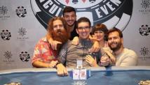 მაიკლ კანაანი WSOP Circuit Sydney Main Event-ს $300.000 დოლარით იგებს