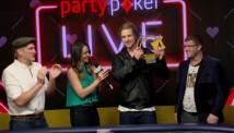 ვიქტორ Isildur1 ბლომი PartyPoker Millions Germany Main Event-ს იგებს