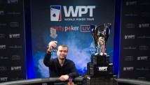 WPT Russia Main Event-ის გამარჯვებული უკრაინელი დენის შაფიკოვი გახდა
