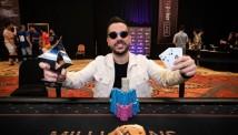 South America PartyPoker MILLIONS-ის ფინალი ფარიდ ჯატინმა მოიგო