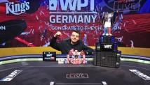 WPT Germany Main Event-ის გამარჯვებული კრისტოფერ პუეტზი გახდა