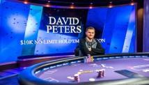 დევიდ პიტერსმა $10.000 PokerGo-ზე $193.000 დოლარი მოიგო