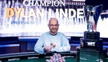 WPT Five Diamond World Poker Classic-ის გამარჯვებული დილან ლინდი გახდა
