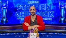 სტივენ ჩედვიკმა US Poker Open მესამედ მოიგო
