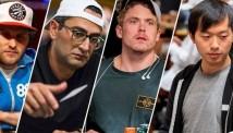 WSOP Main Event - ესფანდიარი, გრინვუდი და ფოქსენი თამაშში რჩებიან