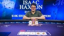 $10.000 Short Deck-ის ივენთი მორის ჰოკინსმა აიზიკ ჰექსტონთან დათმო