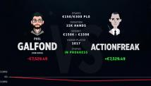 Galfond Challenge 3: ფილ გალფონდმა ActionFreak-თან ლიდერობა დათმო