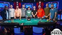 WSOP Main Event-ის ფინალური მაგიდა -