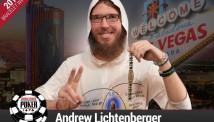 WSOP 2016: ენდრიუ ლიჰტენბერგერის პირველი სამაჯური; ბრენდონ შაქ-ჰარისი ომაჰას ჩემპიონატის გამარჯვებულია