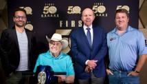 ბრანსონი, ნეგრანუ, ჰელმუტი, მანიმეიქერი - WSOP First Fifty Honors-ის გამარჯვებულები
