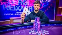 სერგეი რეიჰაჩმა Poker Masters-ის $25.000 NL Hold'em-ის ივენთი მოიგო