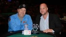 კრის მანიმეიქერის 'ჰიტერი' Rock'n'Roll Poker Open-ზე