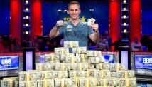 2018 წლის WSOP One Drop ჯასტინ ბონომომ მოიგო, $10.000.000 ანაზღაურებით