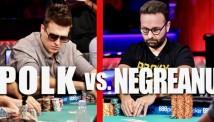 Negreanu VS Polk: 200 დარიგების შემდეგ, ნეგრანუ $117.000-ის პლუსშია