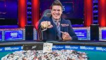 დაგ პოლკი WSOP $111.111 High Roller One Drop-ს იგებს, $3.7 მილიონით პირველი ადგილისთვის