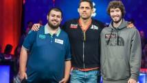 WSOP 2017 Main Event - დარჩენილია 3 მოთამაშე
