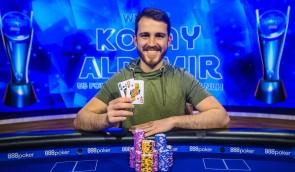 კორაი ალდემირი US Poker Open-ის მე-9 ივენთს $738.000-იანი ანაზღაურებით იგებს