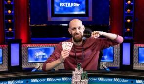 სტივენ ჩედვიკი WSOP-ის ოქროს სამაჯურის მფლობელია