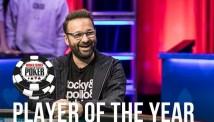 WSOP-ის წლის მოთამაშის რბოლაში დენიელ ნეგრანუ დაწინაურდა