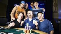 Poker Triple Crown-ს ჰარისონ გიმბელი იგებს - $645.922 დოლარით პირველი ადგილისთვის