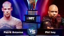 WPT Heads-up-ის ფინალში ფილ აივიმ პატრიკ ანტონიუსი დაამარცხა