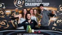 იგორ კურგანოვი PokerStars Barcelona High Roller-ს იგებს და €1.078.106 ევროს იგებს