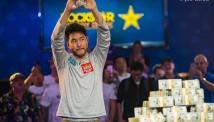 2018 წლის WSOP Main Event-ის ჩემპიონი ჯონ სინი გახდა