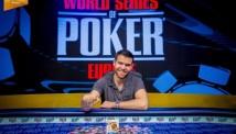2018 წლის WSOPE Main Event ჯეკ სინკლერმა მოიგო