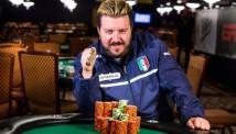 მაქს პესკატორი WSOP-ის სამაჯურს ყიდის