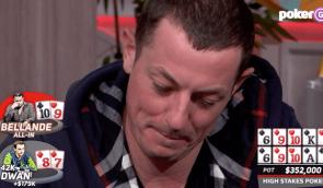 High Stakes Poker-ში ტომ დუანმა $985.000-იანი დარიგება მოიგო